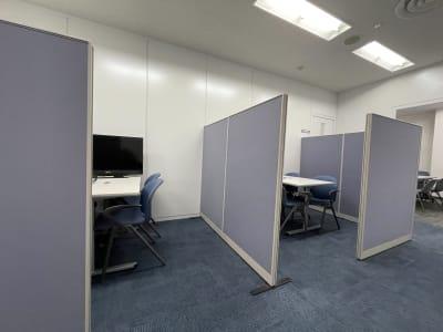 左がブースBです - タイムシェアリング秋葉原ISM ブースBの室内の写真