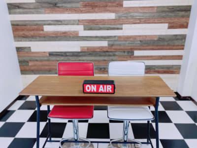 撮影スタジオ - Star-Club 市ヶ谷 ENERGY STUDIOの室内の写真