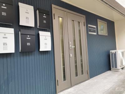 外観 - 新小岩ハイツ105室 新小岩ベース 個室1250円〜の外観の写真