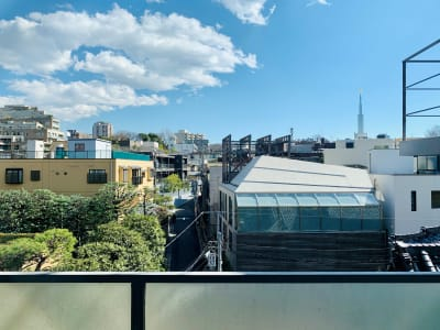 当ビル4階からの眺め - 【多目的スペース】会議・撮影など 少しマリンな小部屋のその他の写真