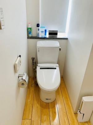 女性用トイレ内観 - 【多目的スペース】会議・撮影など 少しマリンな小部屋のその他の写真