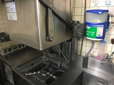 洗浄機 - 石原ビル レンタルスペース レンタルキッチンの設備の写真