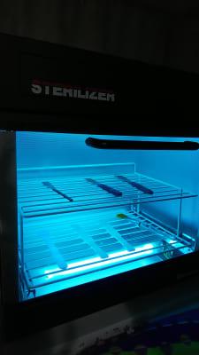 紫外線消毒器 - オルセー  オルセーの設備の写真