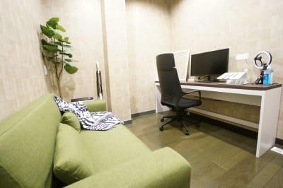 【大国町ミニマルオフィス】 大国町ミニマルオフィスの室内の写真