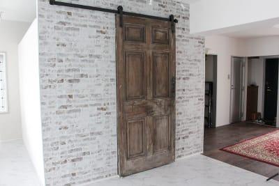 アル撮影スタジオの室内の写真