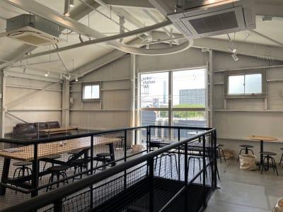 自然光が入る大きな窓。 - soko station 146 イベント・撮影スペースの室内の写真