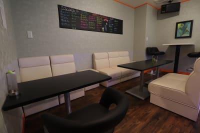 ボックス席 - ReBOOT(リブート) 多目的スペースの室内の写真