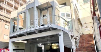 渋谷RIZEスタジオ レンタルスタジオの外観の写真