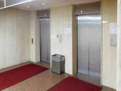 横浜スタジアム前ホール 第一会議室の入口の写真