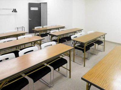 横浜スタジアム前ホール 第三会議室の室内の写真