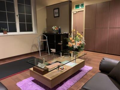 シェアサロン Yutori サロンBの室内の写真