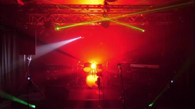 特殊照明 - ライブハウスEN-LAB.の室内の写真