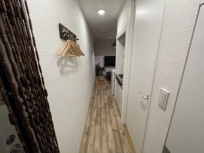 テレワークブース 池袋 303の室内の写真