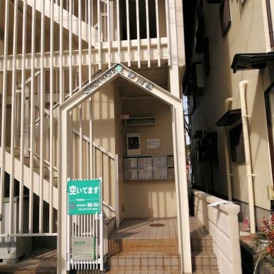 サンライフ伊川谷 サロンサニーの入口の写真