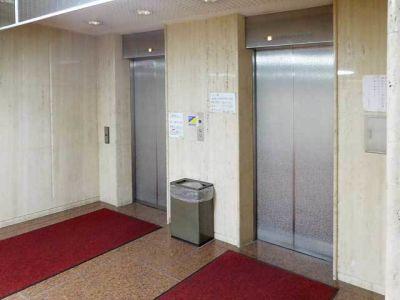 横浜スタジアム前ホール 第二会議室 の入口の写真