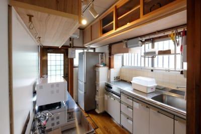 台所 - yue 貸しスペースの室内の写真