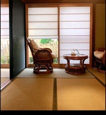 ホット一息 - yue 貸しスペースの室内の写真