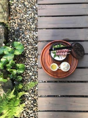 ベランダでお茶でもいかがですか? - yue 貸しスペースの室内の写真