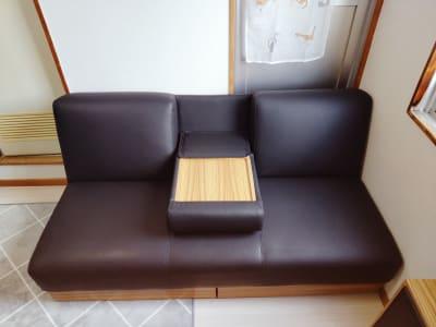 ゆったり映画やライブ鑑賞にぴったり - QuvSpace【京橋】 駅から最も近い大人パーティルームの室内の写真