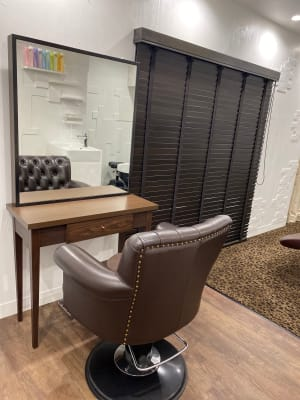 ABA beauty salon レンタル美容室の室内の写真