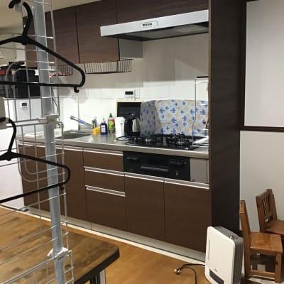 小型オーブン、冷蔵庫、ガスコンロ使用可能(3口) - Cafe Lugna  多目的スペースの設備の写真
