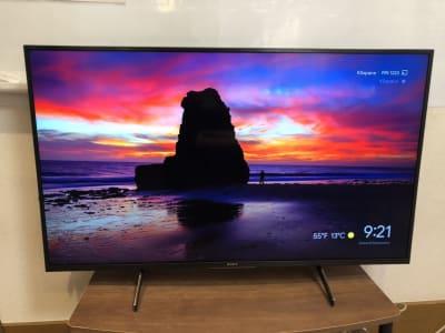SONY 49V型 液晶 テレビ 4Kチューナー 内蔵 Android TV 地上デジタル放送視聴可能です。(BS、CS放送は映りません) HDMIケーブルでPCから出力できます。 - K'S SPACE 貸し会議室(ケーズスペース)のその他の写真