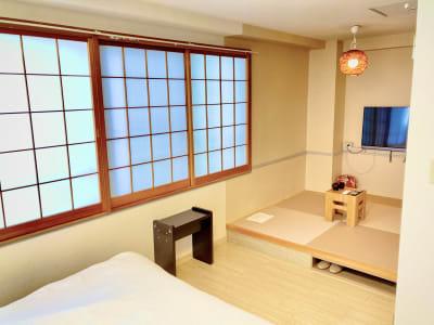 keyhotel akiba お部屋、建物内での撮影の室内の写真