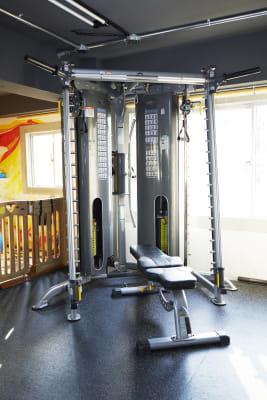 マゴメファミリースポーツクラブ スタジオの室内の写真