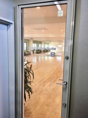 MDSビル(MDS_BLDG) ホールB(3階)の入口の写真