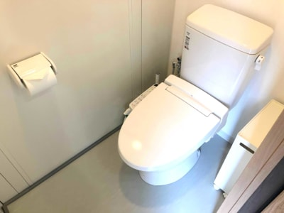 お手洗い - Emi Cube武蔵関 レンタルスペースの室内の写真