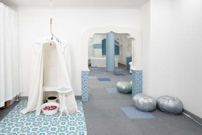 レンタルサロンキラリラ三宮 完全個室レンタルサロンの室内の写真