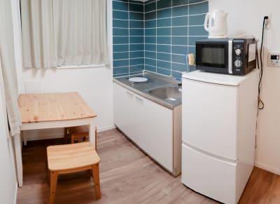 WPO東新宿 レンタルスペースの室内の写真