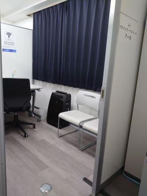 BTSオフィス 7階 テレワークスペース7-9の室内の写真