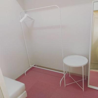 グランジュテスタジオ ピラティススタジオの設備の写真