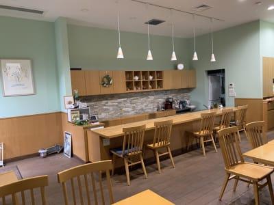カウンター - カフェ コペ レンタルカフェ・ワークショップの室内の写真