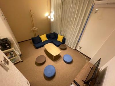 ランドプレイス下北沢の室内の写真