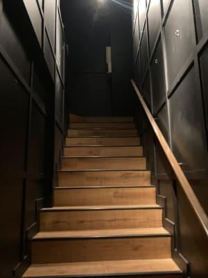 大人の隠れ家 貸切完全個室スペースCの入口の写真
