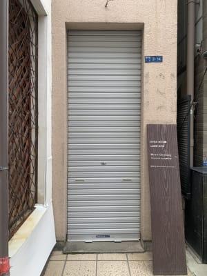 レンタルスタジオ NEOVOX NEOVOXの入口の写真