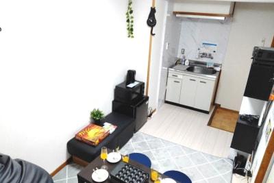 QuvSpace【京橋】 駅から最も近い大人パーティルームの室内の写真