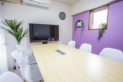 ふれあい貸し会議室錦糸町メゾンド ふれあい貸し会議室 錦糸町Aの室内の写真