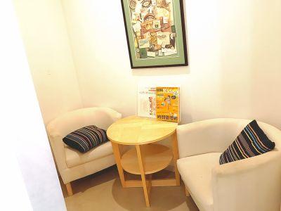 STUDIO SODA ダンススタジオの入口の写真