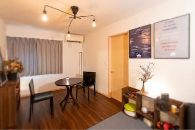 nanairo鍼灸整体院 レンタルサロンAの室内の写真