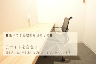 PRIVATEOFFICE十日市 多目的 コワーキング【5号室】の室内の写真