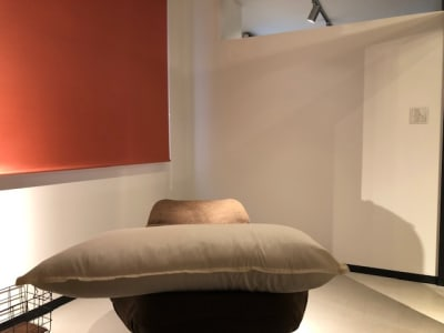 salon de SOL ブース2の室内の写真