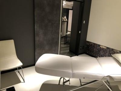 salon de SOL ブース5の室内の写真