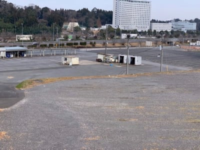 国道295号線沿いに位置し、成田IC/成田空港からもアクセス抜群です! - サン・ポート G区画(約2,150㎡)の室内の写真