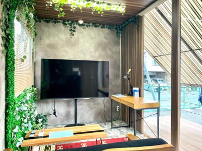 全体像 - Emi Cube武蔵関 レンタルスペースの室内の写真