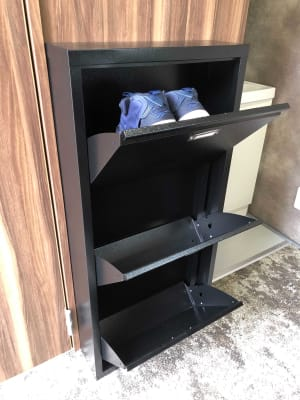 靴箱 - Emi Cube武蔵関 レンタルスペースの室内の写真