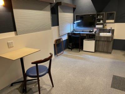 ホテルウィング上野・御徒町 テレワーク用客室 #1の室内の写真
