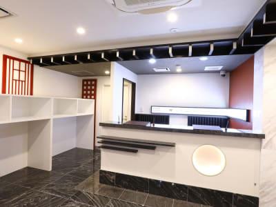 フロントにてお手続きください - ホテルウィング上野・御徒町 テレワーク用客室 #1の入口の写真